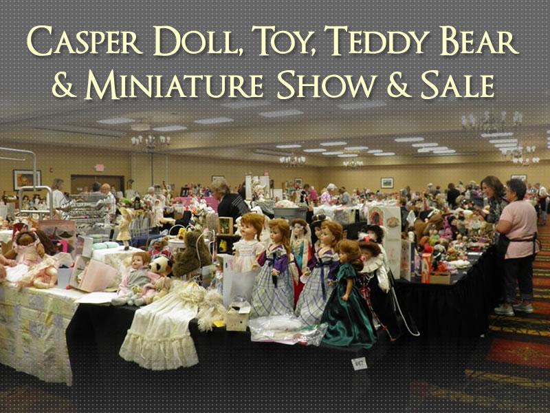 Casper Doll, Toy, Teddy Bear & Miniature Show & Sale