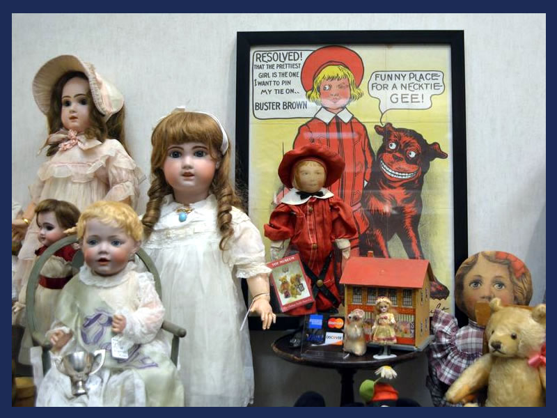 Chattanooga Doll Show & Sale