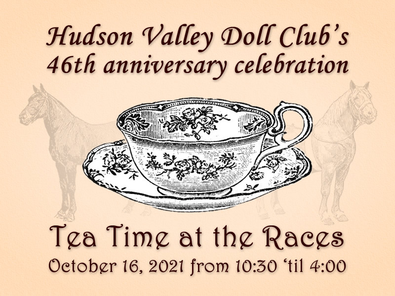 Tea Time at the Races