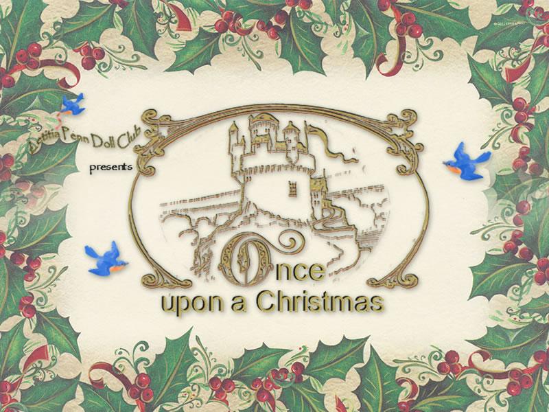 Christmas Luncheon: 'Once Upon a Christmas Time…'