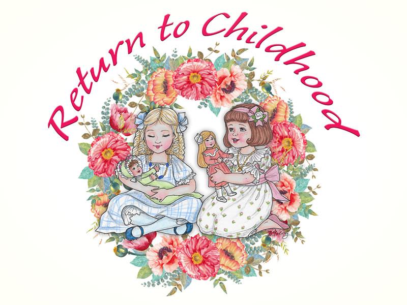 """Return to Childhood,"" 34th Minnesota Doll Jamboree"