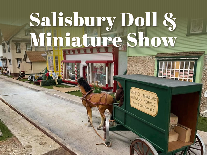 Salisbury Doll & Miniature Show