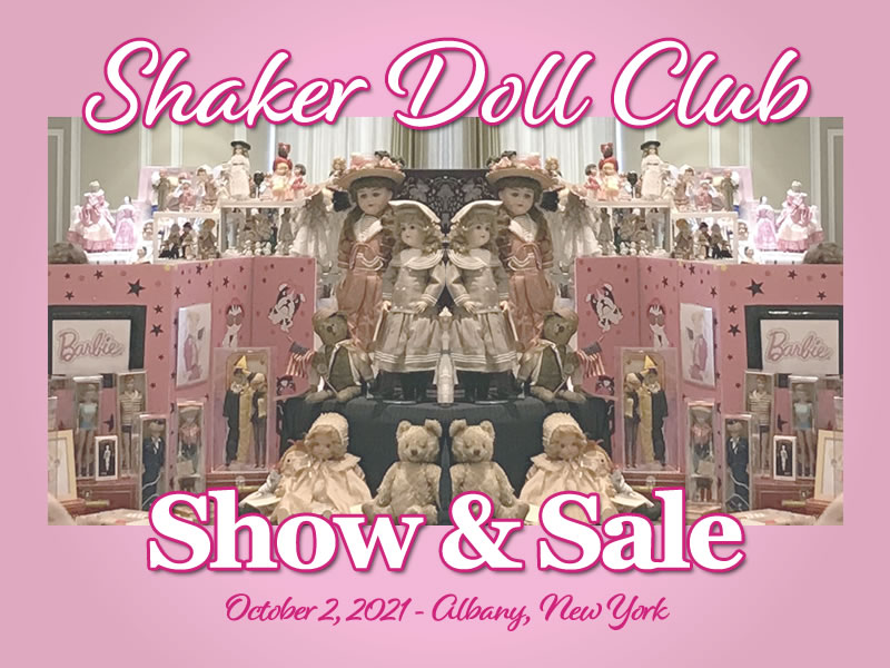 Shaker Doll Club Show and Sale