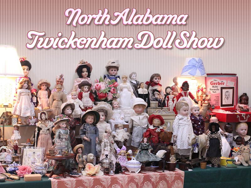 North Alabama Twickenham Doll Show