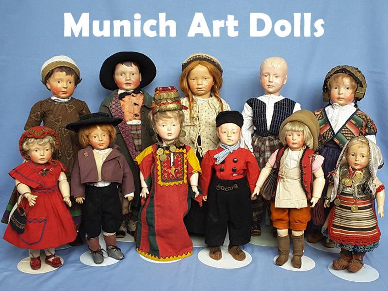 Munich Art Dolls