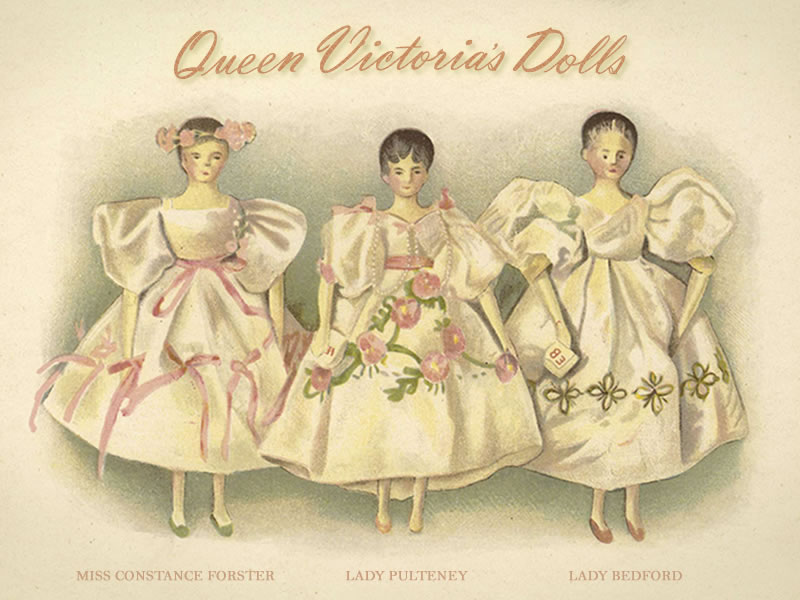 Queen Victoria<sup>'</sup>s Dolls