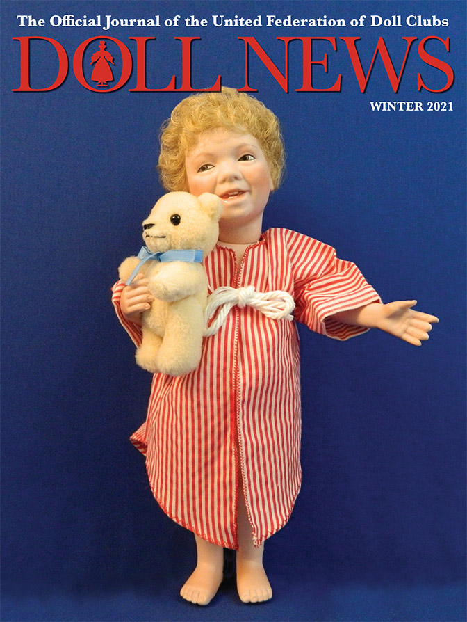 Doll News - Winter 2021 Issue